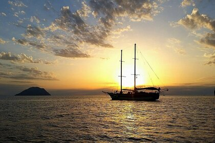 Hire Sailing yacht Gulet Gulet - Luxe Kos