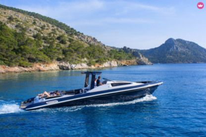 Location Semi-rigide Skipper Bsk Marine Desire 120S Spetses