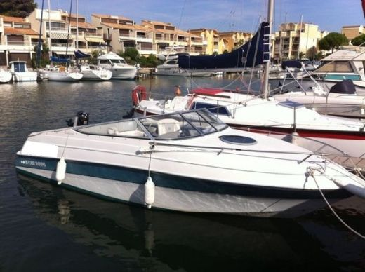 Four Winns 195 Sundowner in Fréjus for hire
