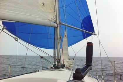 Rental Sailboat BENETEAU FIRST 31.7 Sitges