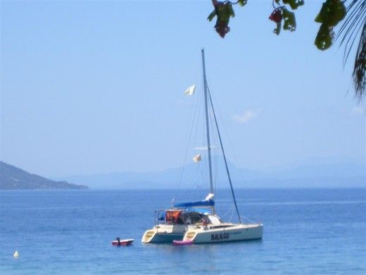 Charter catamaran in Antisiranana peer-to-peer