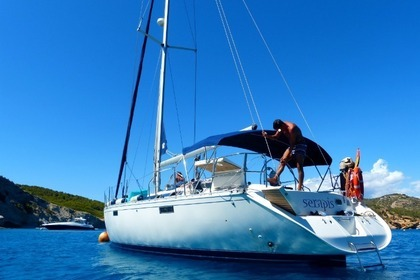 Rental Sailboat BENETEAU Cyclades 393 S'Estanyol de Migjorn