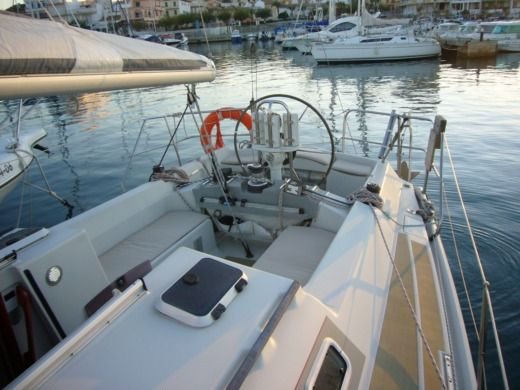 DEHLER 36 CWS in Port de Pollença for hire