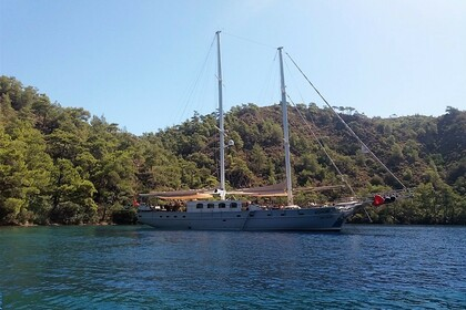 Charter Sailing yacht Gulet CEO Marmaris