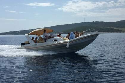 Hire Motorboat aquamax b27 offshore Bol