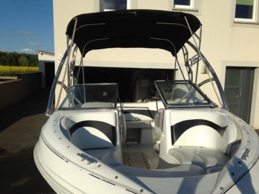 Motorboat Larson 180 Sport for hire