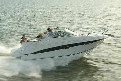 Rental Motorboat Four Winns 248 Vista Zadar