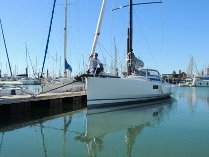 Rental Sailboat Pogo Structures Pogo 12.50 Olbia