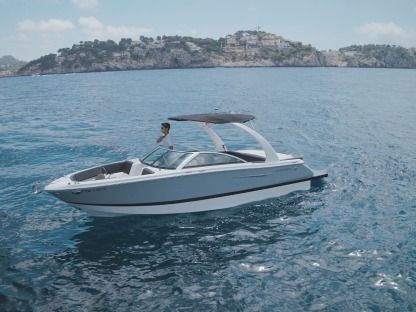 Rental Motorboat Four Winnds 230 Calvià