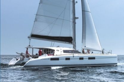 Location Catamaran Nautitech 482 Le Marin