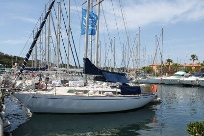 Rental Sailboat Yachting France Fandango Six-Fours-les-Plages