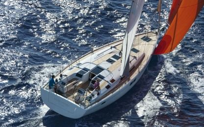 Rental Sailboat Hanse 505 Cogolin