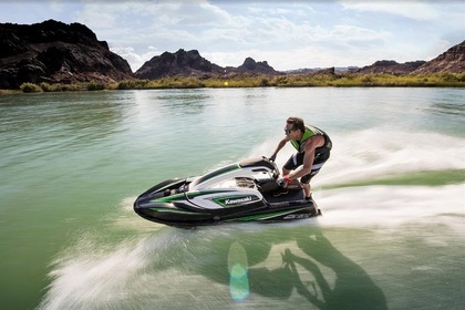Location Jet-ski KAWASAKI SX-R Appietto