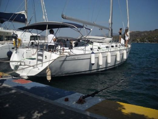 Sailboat Beneteau Cyclades 50,5 for hire