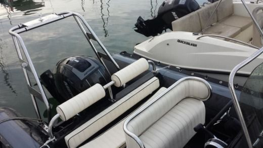 Sillinger 580 Rib Um Vp in Canet-en-Roussillon peer-to-peer