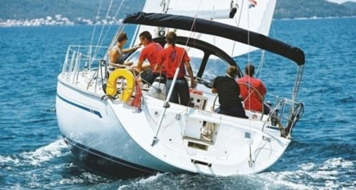 Charter sailboat in Alghero peer-to-peer