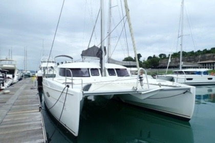 Hire Catamaran Fountaine Pajot Lipari 41 Phuket
