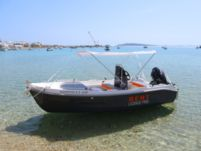Motorboat L. Ammos 450