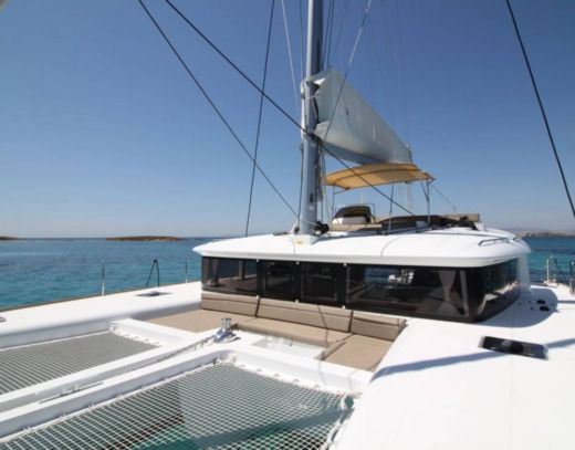 Catamaran Lagoon 450 F for rental