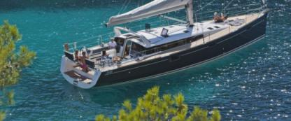 Charter Sailboat Beneteau Sense 50 Lavrion