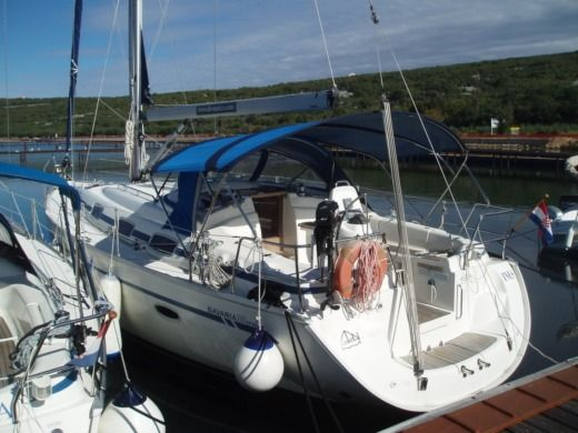 Sailboat Bavaria 39 C for hire
