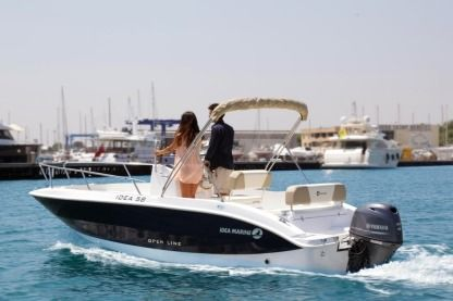 Rental Motorboat Idea Marine 58 Open Line Alicante