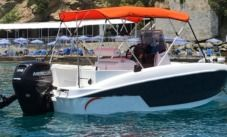 Compass 168Cc in Heraklion for hire
