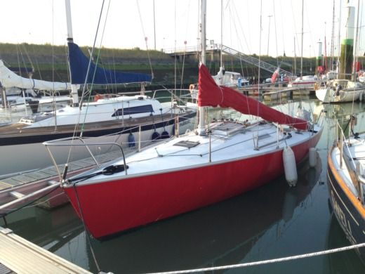 Beneteau First Class 8 in Nieuwpoort peer-to-peer