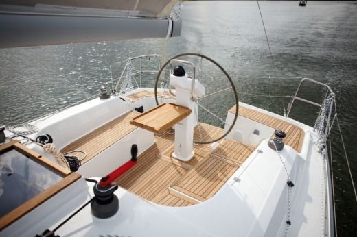 Sailboat Hanse 355 for hire