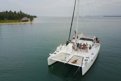 Rental Catamaran FOUNTAINE PAJOT MARQUISES Panama City
