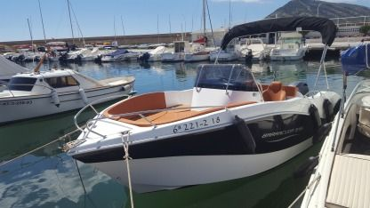 Miete Motorboot Okiboat Barracuda 545 Altea