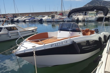 Hire Motorboat OKIBOAT BARRACUDA 545 Altea