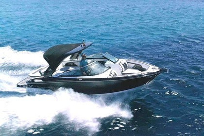 Charter Motorboat MONTEREY 278 SS Ibiza