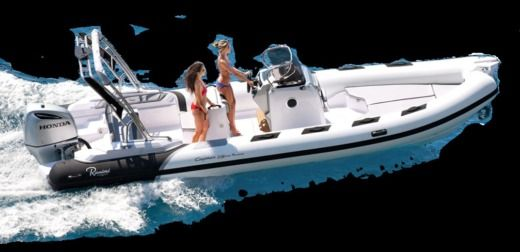 Ranieri Cayman Sport 28 in Mandelieu-La Napoule for hire
