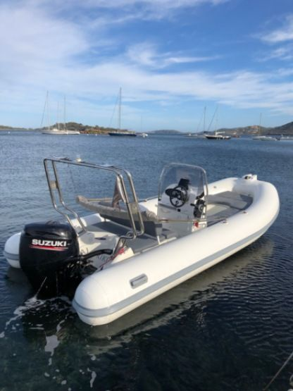 Rental RIB Zodiac Medline 2 C Porto-Vecchio