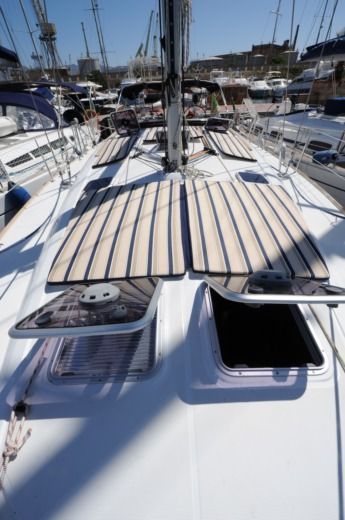 Jeanneau Sun Odyssey 49I in Palermo for hire