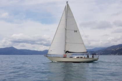 Rental Sailboat Columbia 50 Lavagna