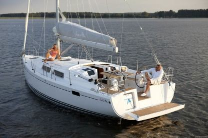 Rental Sailboat Hanse 355 Dubrovnik