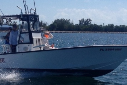 Miete Motorboot Seevee 25' Key West