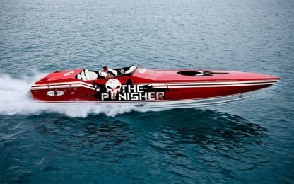 Verhuur Motorboot Cigarette Racing Offshore Platinum Edition Cannes