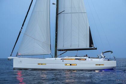 Charter Sailboat DUFOUR 56 Exclusive Antibes