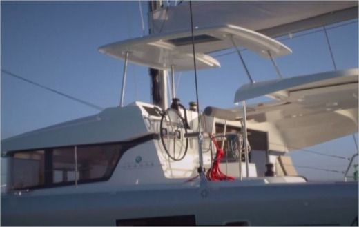Rental Catamaran Lagoon 42 Road Town
