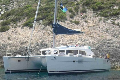 Rental Catamaran LAGOON 440 Kos