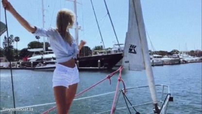 Charter Sailboat Beneteau 1982 Los Angeles
