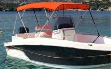 Motorboat Compass 168Cc for hire