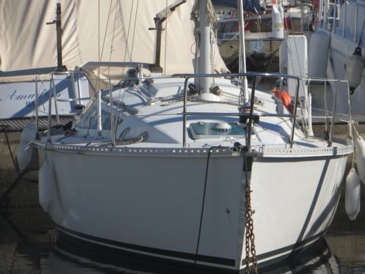 Sailboat Gibert Marine Gibsea for hire