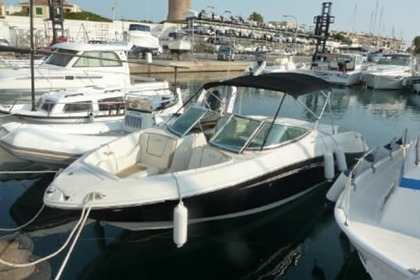 Verhuur Motorboot SEA RAY 230 SELECT Palma de Mallorca