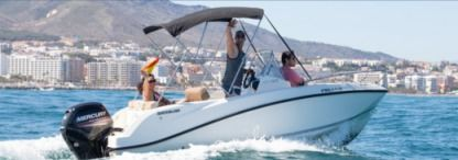 Rental Motorboat Quicksilver Activ 505 Open Benalmádena