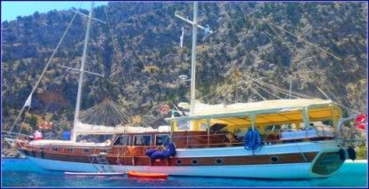 Charter Sailboat Ketch Luxe - Perla Del Mar 1 - Fethiye