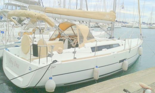 Dufour 350 Grand Large a Punta Ala